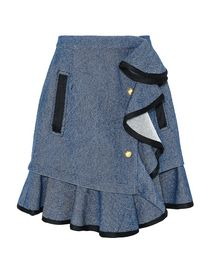 f7d9574a64c PHILOSOPHY di LORENZO SERAFINI - Джинсовая юбка