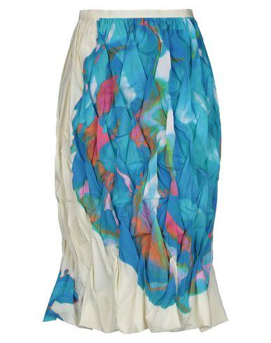 ISSEY MIYAKE - 3/4 length skirt