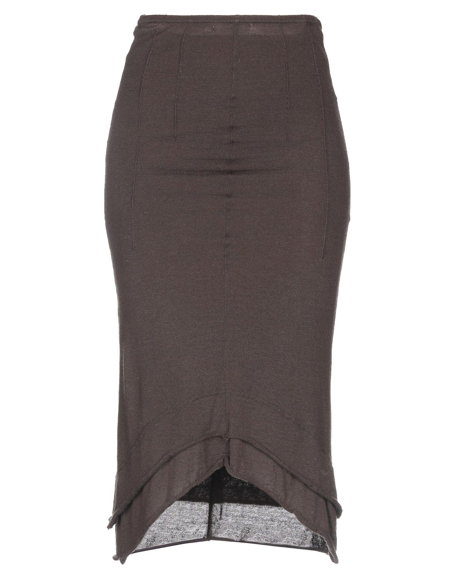KristenseN DU NORD Midi Skirts - Skirts | YOOX COM