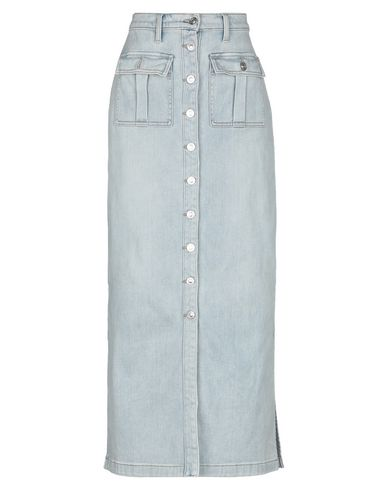 Current Elliott Skirts Denim skirt