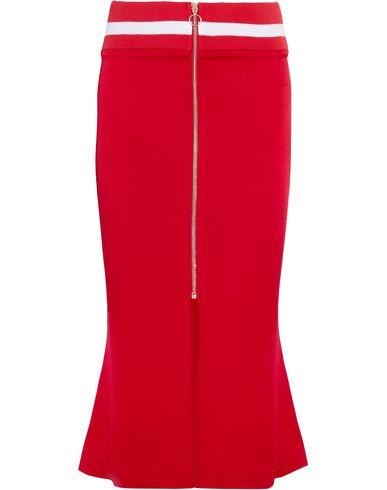 Maggie Marilyn Midi Skirts In Red
