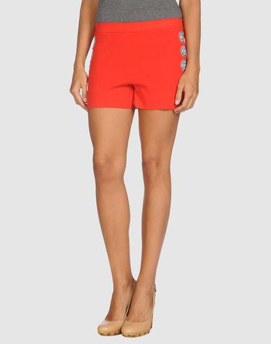 JC DE CASTELBAJAC Shorts & Bermuda in Red