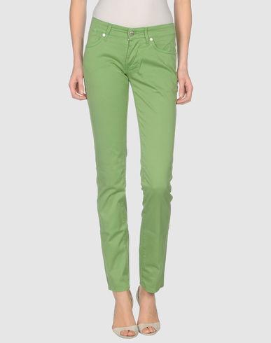 TEJIDO Casual Pants in Light Green