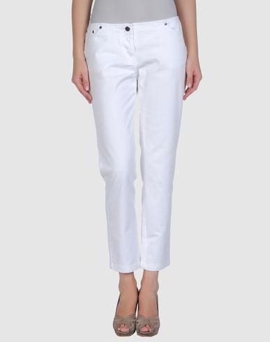 KOOKAI Denim Pants in White