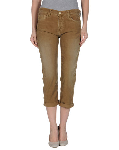 CURRENT/ELLIOTT Pantalones tipo cropped y culotte