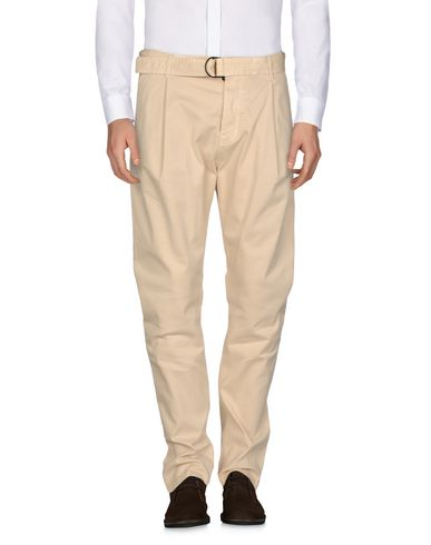 ANDREA POMPILIO Casual Pants in Beige