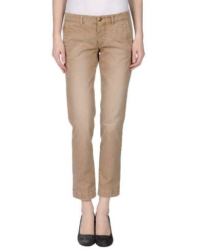 MONOCROM Casual Pants in Beige