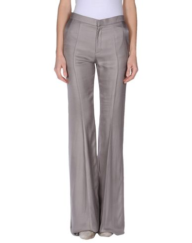 TODD LYNN Casual Pants in Dove Grey