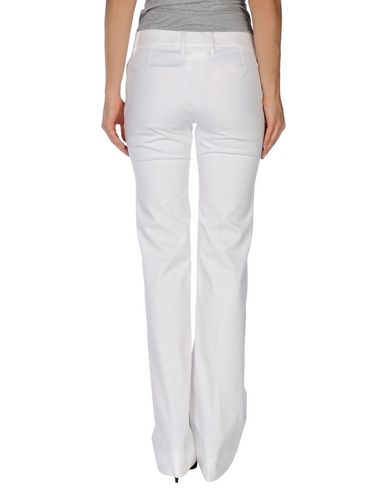 DOLCE & GABBANA Casual Pants in White