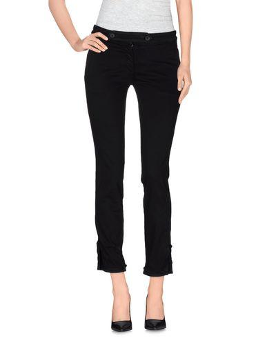 SCERVINO STREET Casual Pants in Black
