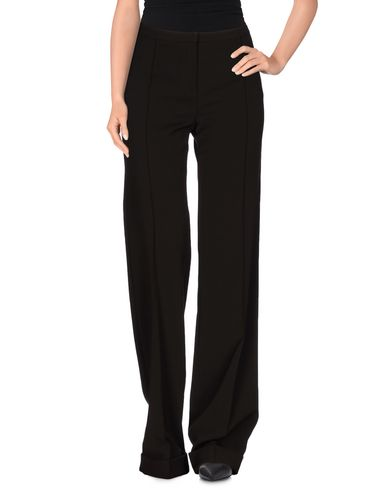 SPACE STYLE CONCEPT Casual Pants in Dark Brown
