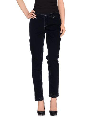 PT0W Casual Pants in Dark Blue