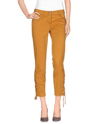 SCERVINO STREET Casual Pants in Camel