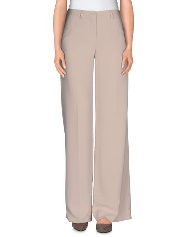 HANITA Casual Pants in Beige