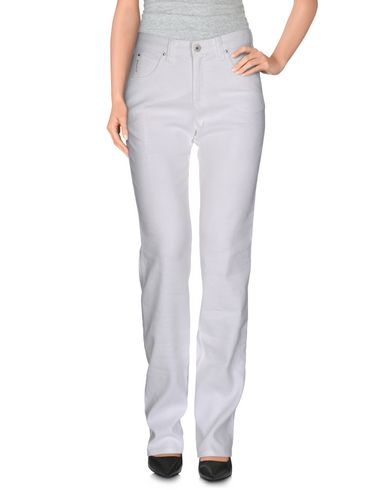 ARMANI JEANS Casual Pants in White