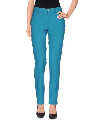 PT0W Casual Pants in Deep Jade
