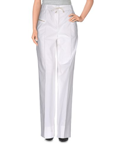 SCHUMACHER Casual Pants in White