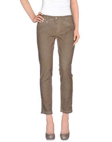TRU TRUSSARDI Casual Pants in Khaki