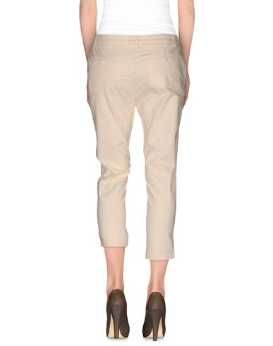 MANILA GRACE Gerade geschnittene Hose