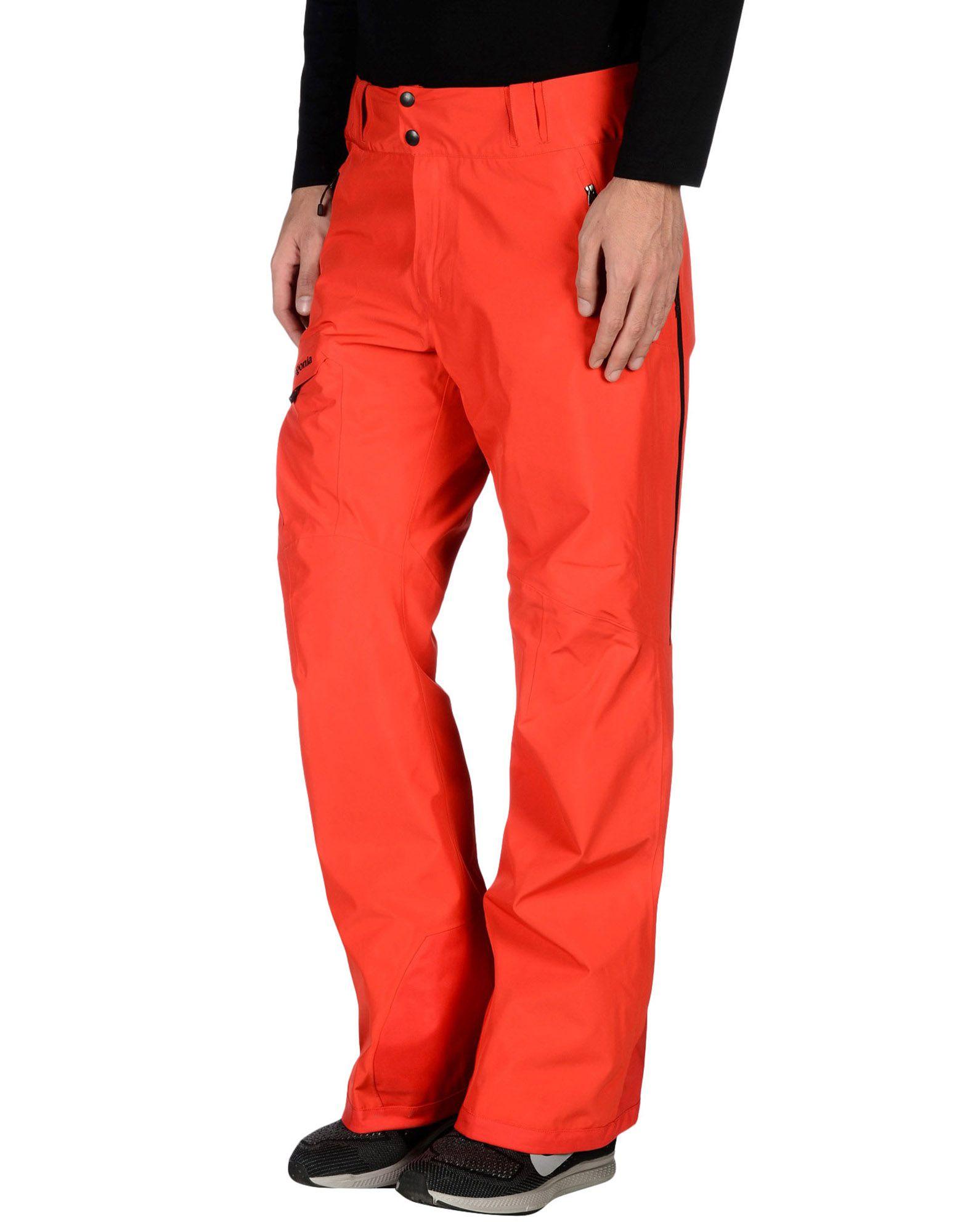 Pantalone Sportivo Patagonia Powder Bowl Pants Goretex - Uomo - Acquista online su