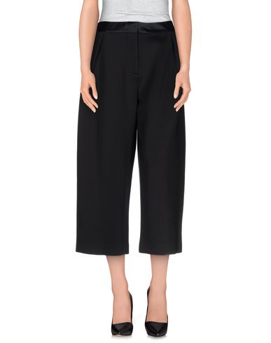 OHNE TITEL Cropped Pants & Culottes in Black