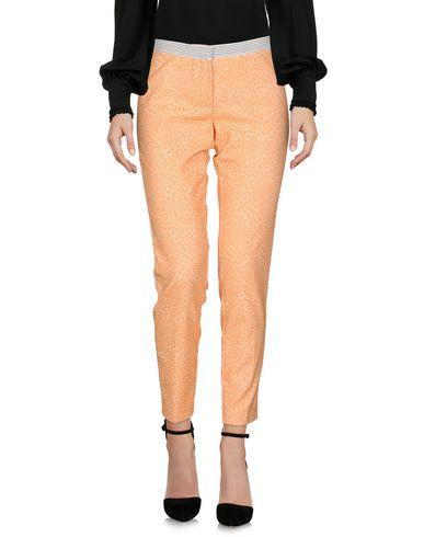 TERESA DAINELLI Casual Pants in Orange