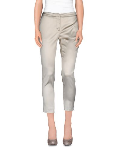 MONTECORE Casual Pants in Light Grey