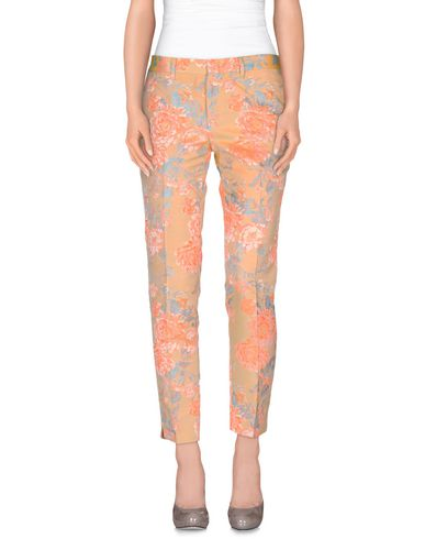 PT0W Casual Pants in Ocher