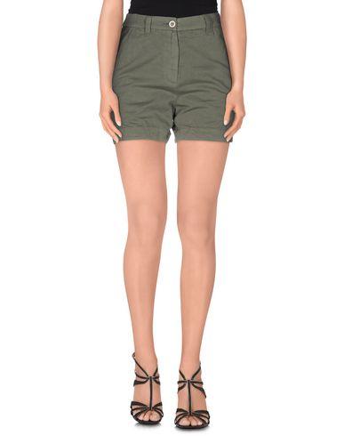 MOMONÍ Shorts & Bermuda in Military Green
