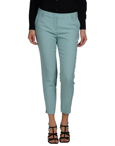 SCERVINO STREET Casual Pants in Turquoise