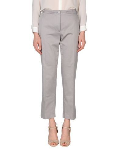 GIORGIO GRATI Casual Pants in Dove Grey