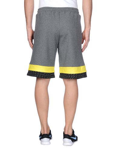 IUTER CALF SHORTS DARK GREY Shorts