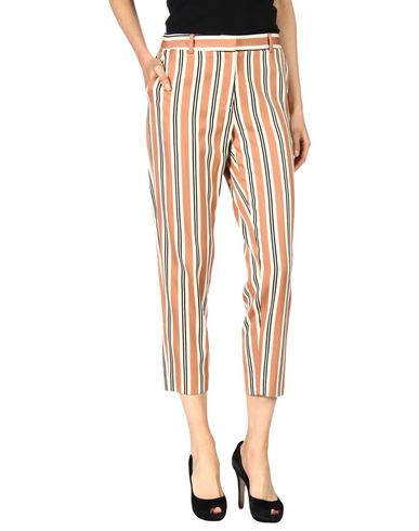 SUNO Casual Pants in Camel