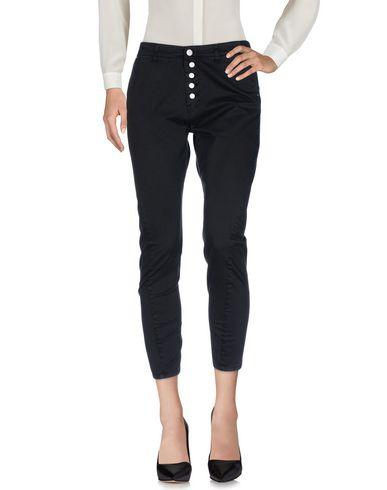 Pantalones Jfour Yoox Pantalones Jfour Yoox negro El qUrUFOntwx