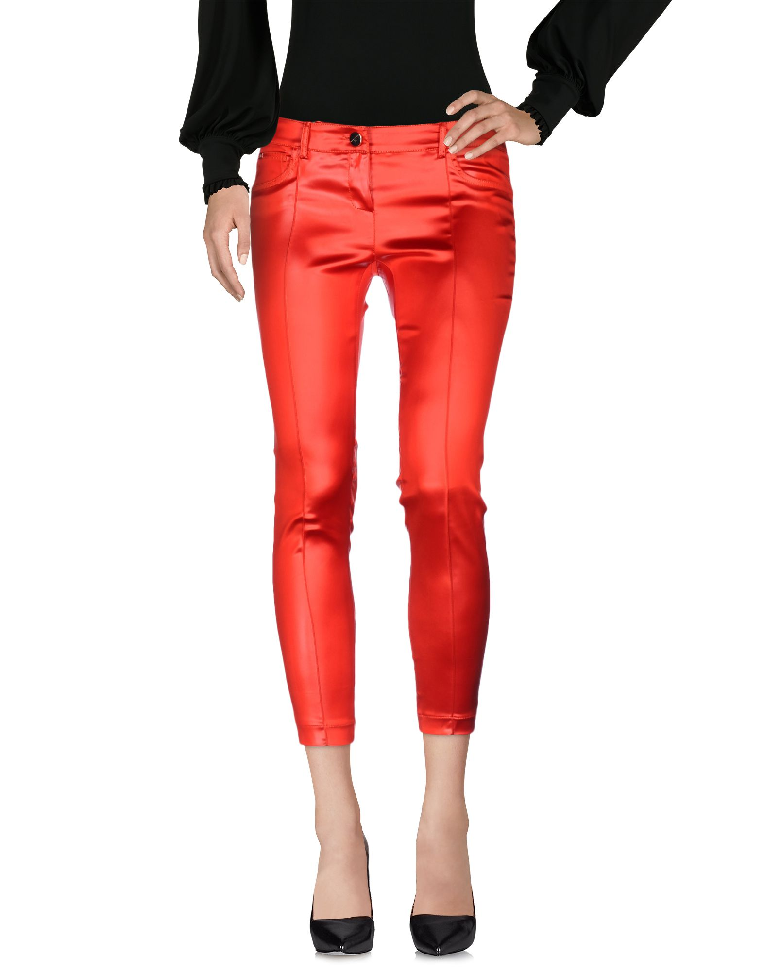 Pantalone Tapered Elisabetta Franchi Donna - Acquista online su NFPTcl