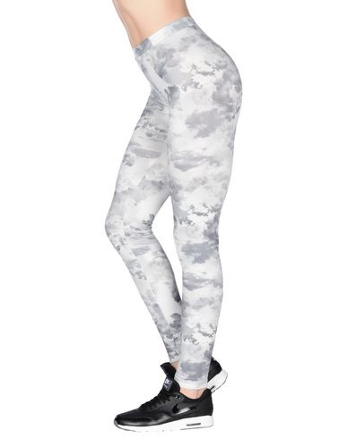 LEGGINGS PRINTED CLOUD JERSEY STRETCH - TROUSERS - Leggings Dimensione Danza TIEr13Q