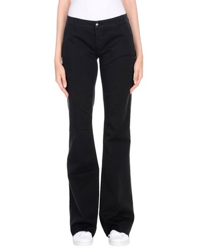 THE SEAFARER Casual Pants in Black