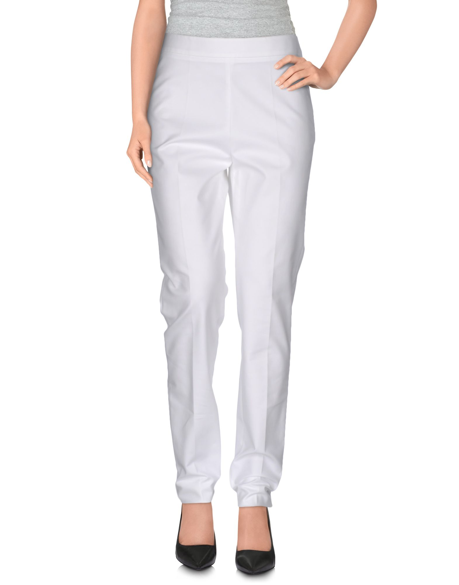 7007d2367cc9 Moschino Casual Trouser - Women Moschino Casual Trousers online on ...