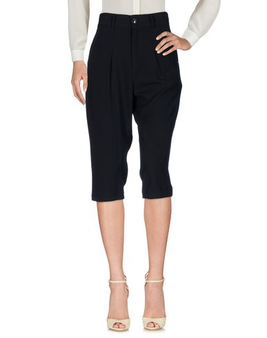 OTTOD'AME Cropped Pants & Culottes in Black