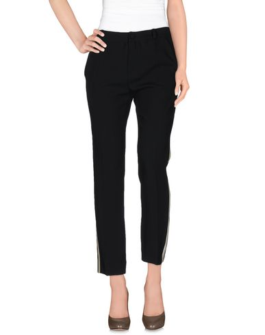 BOUCHRA JARRAR Casual Pants in Black