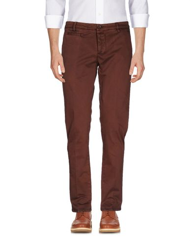 Dondup Casual Pants In Brown
