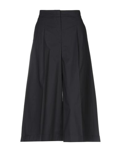 ARGONNE Cropped Pants & Culottes in Black