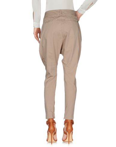 Dondup Casual Pants, White