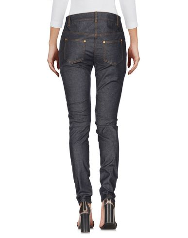 BOUTIQUE MOSCHINO DENIM PANTS, LEAD