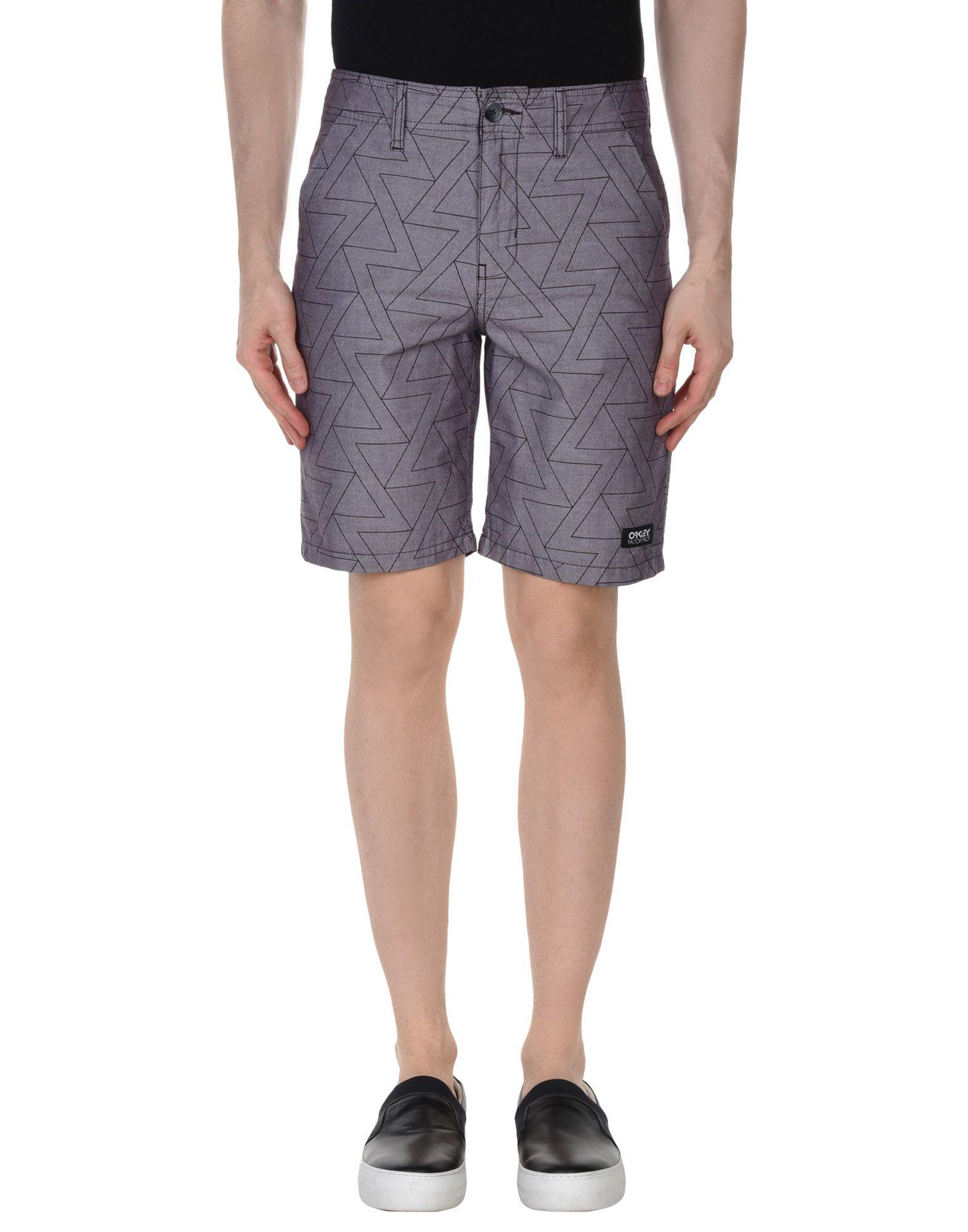 066ed344a1 Oakley Shorts & Bermuda - Men Oakley Shorts & Bermuda online on YOOX ...