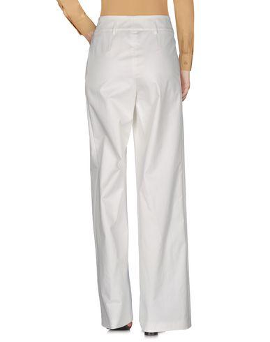 Pantalon Akris Blanc Akris Pantalon 5EqFHnvg