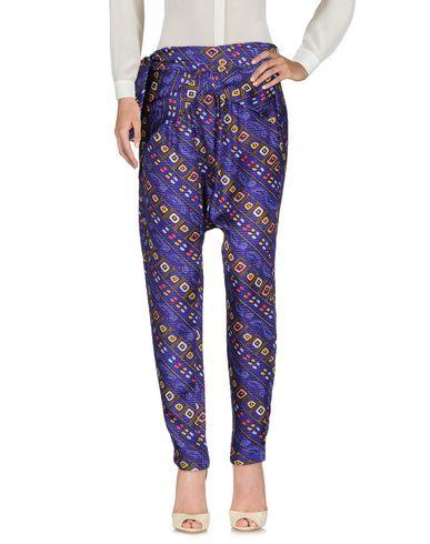 Isabel Isabel Marant Bleu Pantalon Marant Fq5w60
