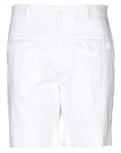 WOOSTER + LARDINI Shorts & Bermuda in White