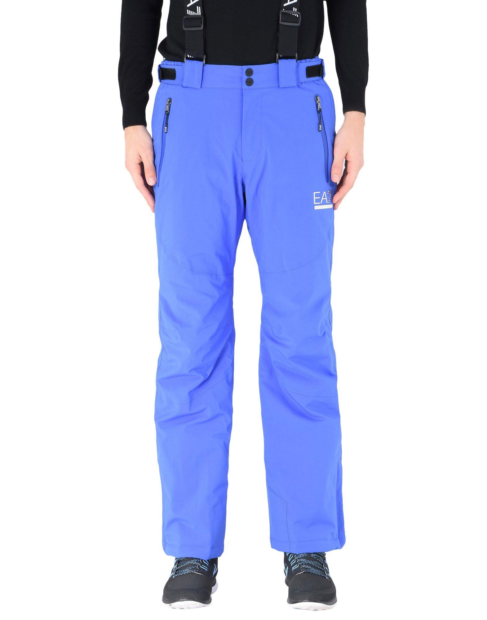 Pantalone Sportivo Ea7 Clinger Pantalone Ski Fun Bretelle - Uomo - Acquista online su