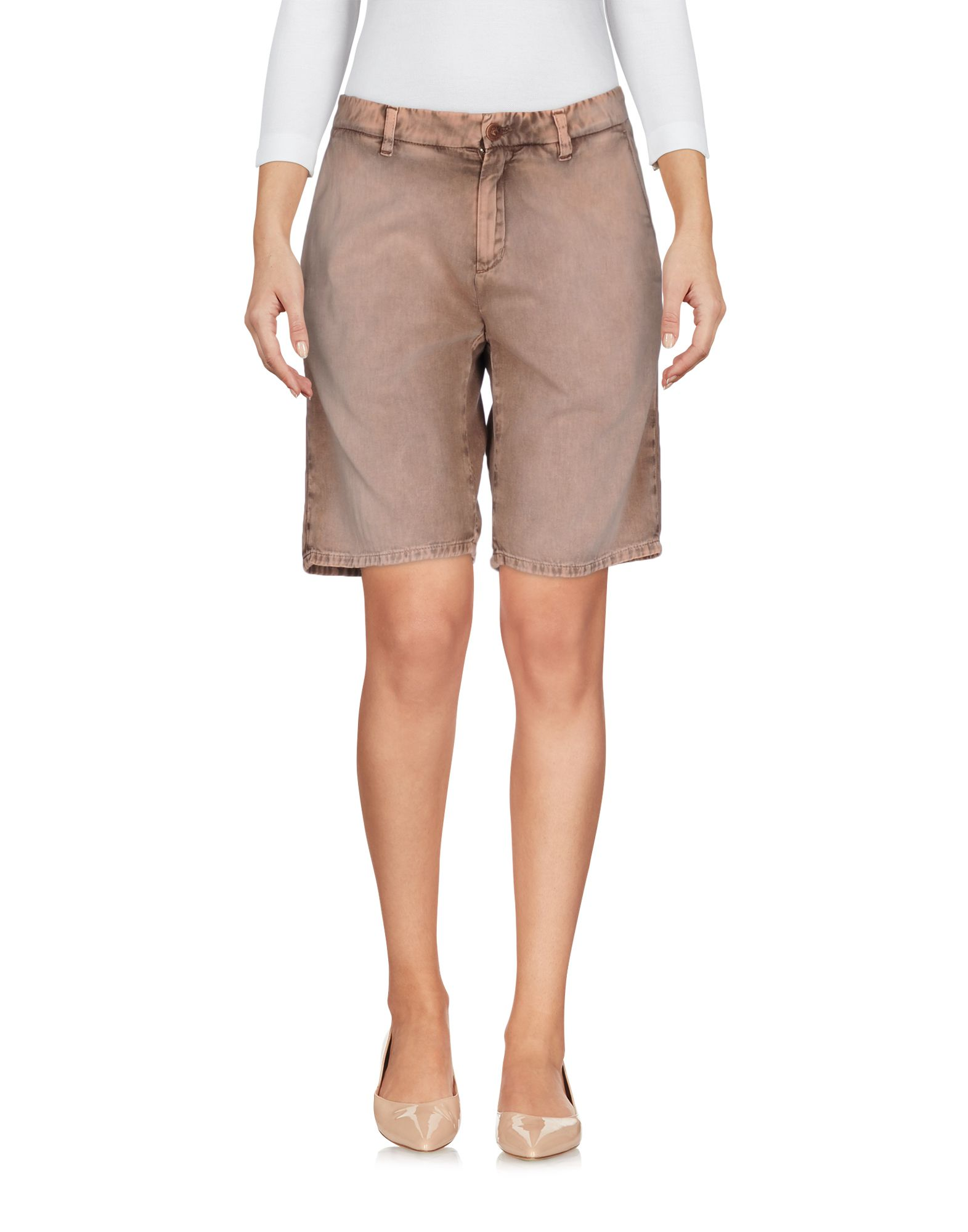 TROUSERS - Bermuda shorts Foudesir